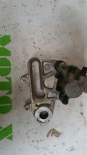 husaberg FE 600 rear brake caliper and bracket 1996