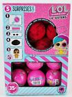 LOL Surprise L.O.l. surprise! Full Case of 24 Eye Spy Series Balls NEW NRFB