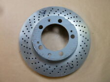 Genuine Porsche Brake Disc for Porsche 968 Left Hand 96535104101