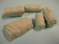 1/35 Scale resin kit - Tarpaulins and Canvas rolls
