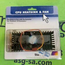 StarTech.com (FANP233) CPU Heatsink & Fan - FANP233