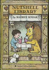 Nutshell Library by Maurice Sendak (Hardback, 2007)