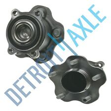 Both (2) New Rear Wheel Hub and Bearing Assembly for Nissan Altima Maxima
