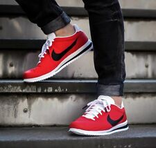NIKE CORTEZ ULTRA Running Trainers Shoes Casual  UK 10.5 (EU 45.5) Light Crimson