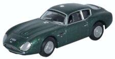 Auto di modellismo statico verde per Aston Martin