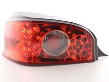 Coppia Fari Fanali Posteriori Tuning LED Citroen Saxo (S/S HFX / S KFW) 96-02, r