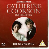 """Movies Catherine Cookson  """"  The Glass Virgin """"  ** Sellers Bargains **"""