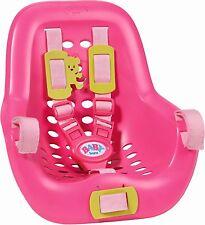 Orig. Baby Born >>> Fahrradsitz pink <<< 43 cm