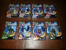 Set 8 Marvel Avengers Movie Series 4inch Action Figure HasbroToys First Edition
