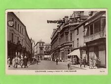 Colonnade looking to High Street Cheltenham unused RP pc W & K Ref A669