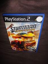 PS2 GAME: STUNTMAN IGNITION