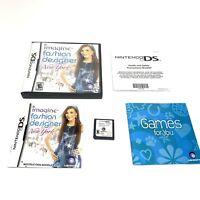 Imagine Fashion Designer New York Nintendo Ds 2008 8888164746 Ebay
