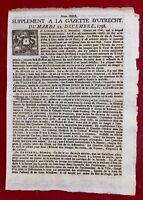 Incendie de Dresde 1758 Dresden Zwickau Kemnitz Mayence Allemagne London Utretch