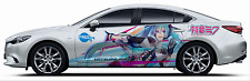 Hatsune Miku Manga Anime Girl Cute Car Graphics Decal Vinyl Sticker Both Sides