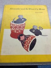 Alexander And The Wind-Up Mouse By Leo Lionni 1967 Ex-library