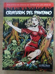 Biblioteca de Comics de Terror Años 50.Tomo V.Criaturas del Pantano.Diabolo
