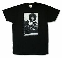 Sly & The Family Stone Portrait Pic Black T Shirt New Official Merch Adult