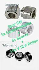 Exzentermutter, Spacer ,  V-Slot Rollen Wheel Zubehör 3D Drucker