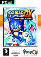 Sonic Adventure DX Directors Cut PC CD-ROM NEW & SEALED - 5050740021174