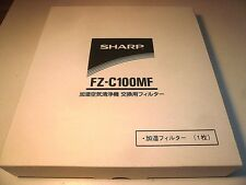 Sharp Fz-C100Mf Humidification Filter for Kc-W80/65/45 Kc-C150/100 /70 Japan F/S