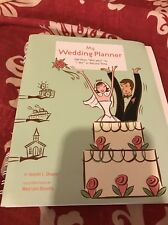NEW My Wedding Planner by Jennifer Shawe templates worksheets included FREE SHIP