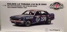 1:18 Holden LH Torana L34 - 1976 Hardie-Ferodo - COA signed by Brabham & Moss
