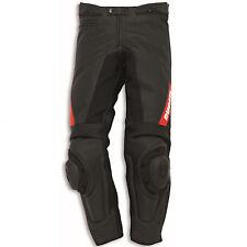 Ducati by Dianese Men's Sport 15 C2 Riding Leather Pants-Black-Size 52