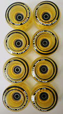 New listing Moxi *Classic Gummy* Outdoor Wheels/Bearings New Pineapple Roller Skates lolly