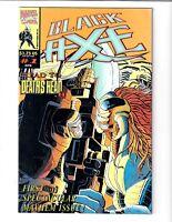 Black Axe Head To Death's Head !! #1 Apr 1993 Marvel Comic.#69499D*5 ship 2.95