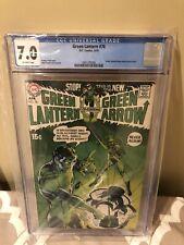 Green Lantern 76 CGC 7.0