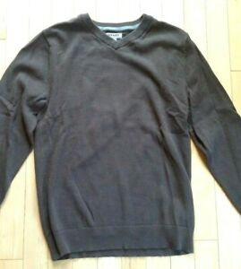 Boys Old Navy Pullover Sweater Brown Size L (10-12) Cotton