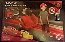Red - Heel Wheel Skates Cars Play Wheels Disney Pixar