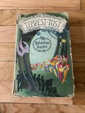 Tempest-Tost by Robertson Davies 1951 1st Ed, Hardcover with Dust Jacket
