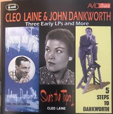 Cleo Laine - Three Early LP's & More (2008) 2xCD Avid Jazz