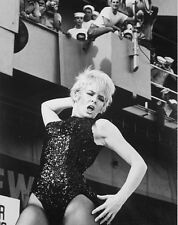 "Miss Joey Heatherton rocks out Bob Hope Show 8""x10"" Vietnam War Photo Picture 82"