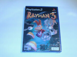 Rayman 3 Hoodlum Havoc PS2 PAL UK new&sealed with sony tearstrip