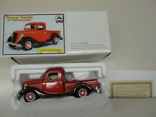 VINTAGE 1:32 TRUCK OF YESTERYEAR 1936 FORD PICK-UP RED