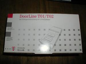 Telekom Doorline T01 / T02 Telekom Neu