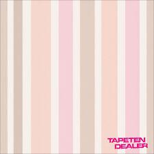 EUR 2,30/qm / Tapete Esprit Kid´s 30288-1 / Streifen Rosa / AS Creation 302881
