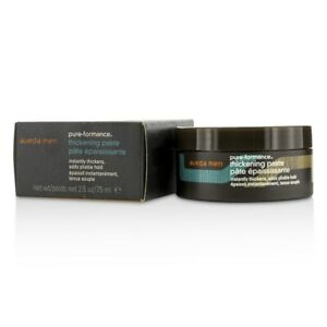 NEW Aveda Men Pure-Formance Thickening Paste 75ml Mens Hair Care