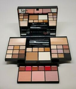 IT COSMETICS MOST WISHED FOR LIMITED ED HOLIDAY MAKEUP SET PALETTE FLAW RUBBED