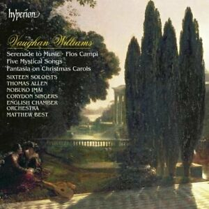 Vaughan Williams: Serenade to Music, Flos Campi, Five Mystical Son... -  CD NQVG