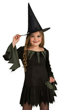 ENCHANTED WITCH CHILD HALLOWEEN COSTUME GIRL'S SIZE SMALL 4-6