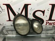 (AS) MERCEDES BENZ W208 CLK CLASS 2 DOOR COUPE FRONT HEADLIGHT RIGHT SIDE