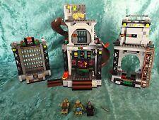 Lego 79117 Teenage Mutant Ninja Turtles Lair Invasion - incomplete set