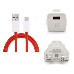 Genuine OnePlus 20W 4amp Charger Plug USB Type-C For NORD/8T/8T+5G/6T/7T/6T/5/3T