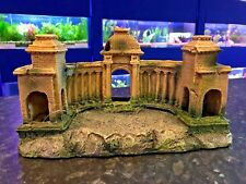 Large Grecian Ruin Classic Aquarium Ornament for Fish Tanks MS767