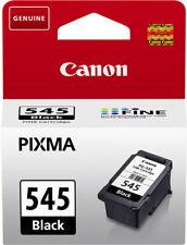 Original Canon PG-545 Schwarz Drucker Tintenpatrone (8287B001) MG2450 MG2550 NEU