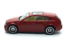 Matchbox 2010 Cadillac CTS Wagon Red Die Cast Car 1/67 Scale Loose MB806