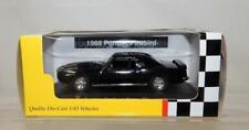MTH RailKing Roadster 1969 Firebird TransAm Die Cast O gauge car 1:43 plain hood